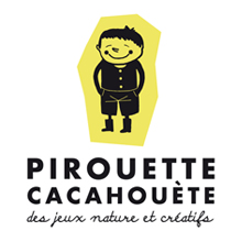 Logo pirouette cacahouète