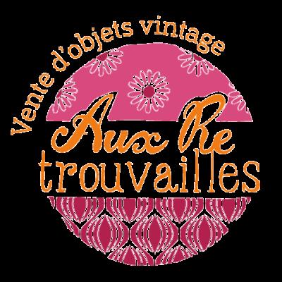 Logo aux retrouvailles-Vintage