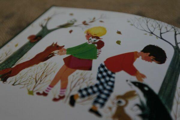 livre enfant daniel et valérie amis de la nature aux retrouvailles