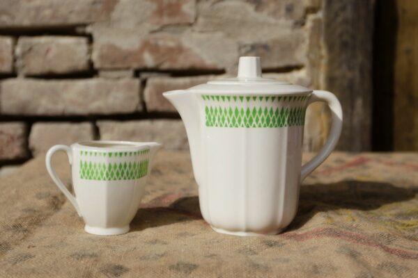 service badonviller made in france cafetière pot à lait aux retrouvailles