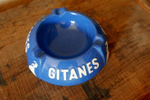 Cendrier Gitanes aux retrouvailles