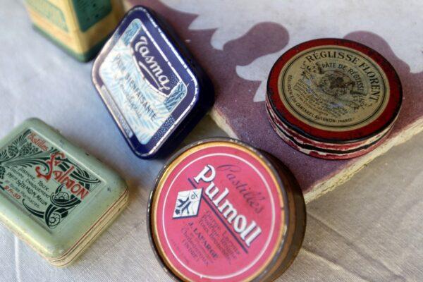boites métal médicament ancienne aux retrouvailles vintage 3